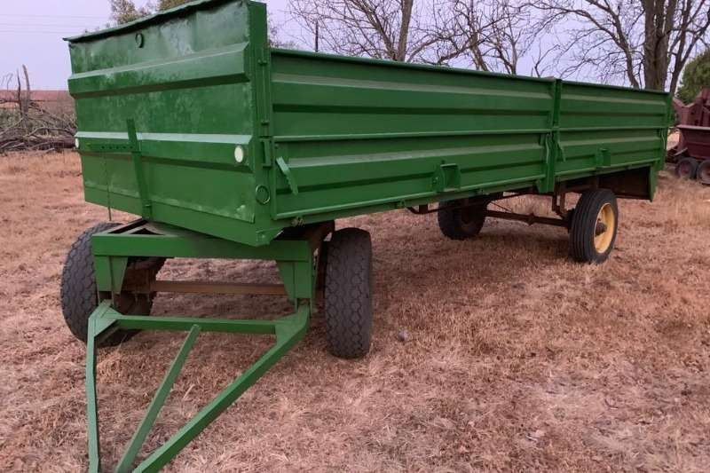 Other Agricultural trailers 10 Ton Massa wa