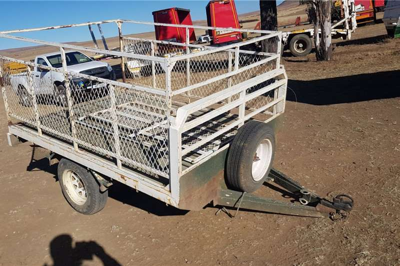 Other Agricultural trailers 2 m Sheep Trailer Cattle Utility Trailer