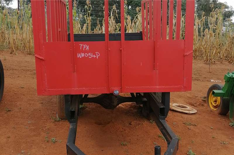 Other 2 Wheel Trailer Agricultural trailers