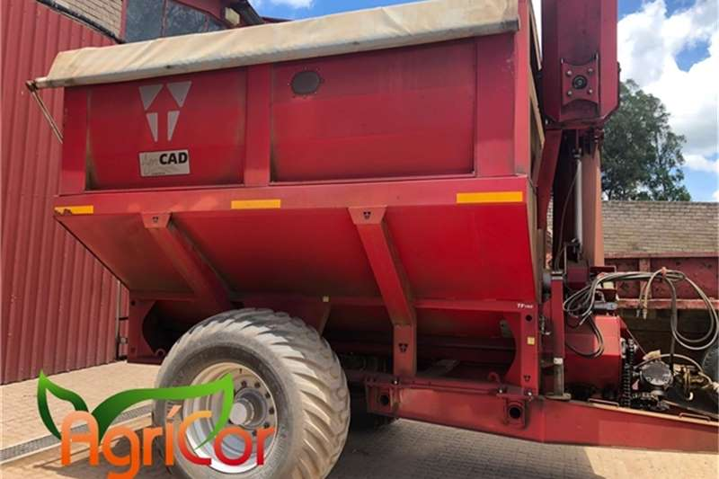 Other Agricultural trailers 2010
