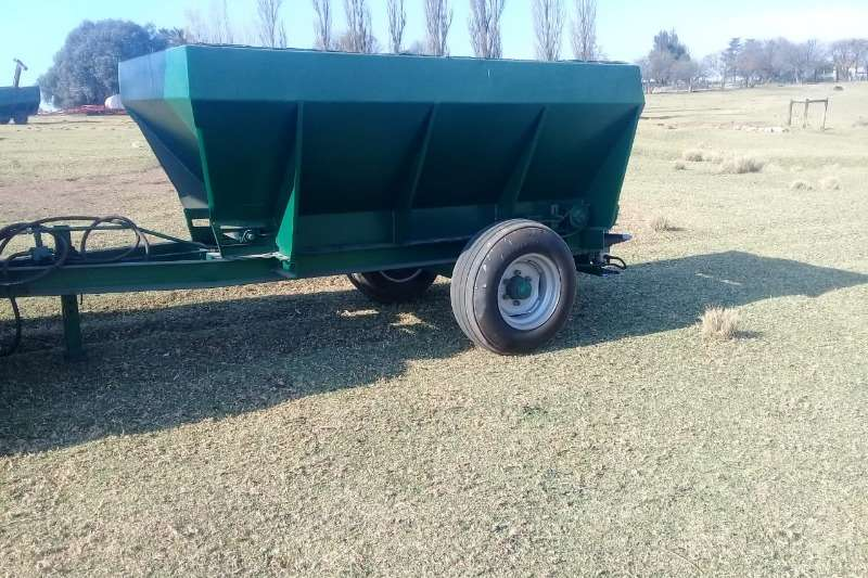 Other Agricultural Trailers 5ton Staalland Kalkstrooier