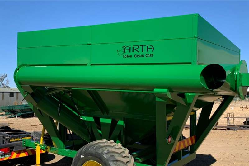 Other ARTA Debulking Trailer 16 Ton Agricultural trailers