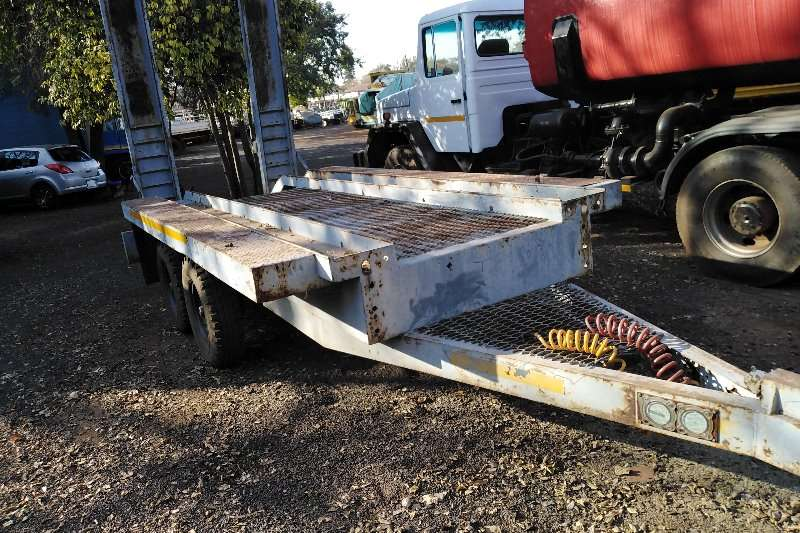 Other Agricultural trailers bobcat trailer