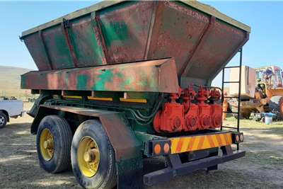 Other Debulking trailers Tapkar Debulking Trailer Agricultural trailers