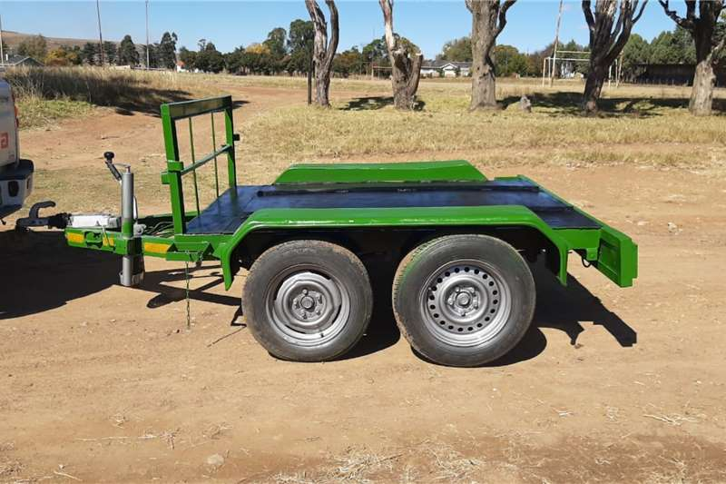 Other Double Axle Utility Trailer Agricultural trailers