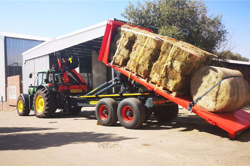 Other Agricultural trailers Drawbar Hooklift Trailer 2020