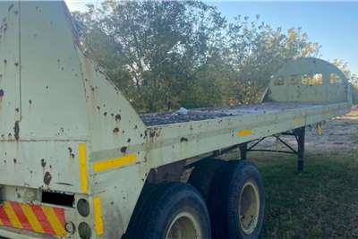 Other Dropside trailers 11 meter Trailer Agricultural trailers