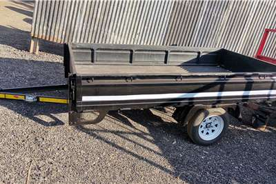 Other Dropside trailers 2 Wheel Trailer + Drop sides Agricultural trailers
