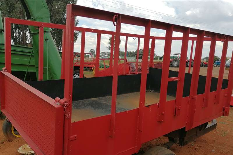 Other Dropside trailers 2 Wheel Trailer Agricultural trailers