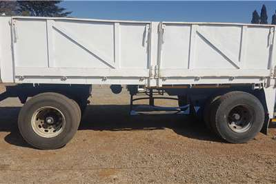 Other Dropside trailers Dropside Drawbar Agricultural trailers