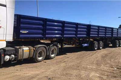 Other Dropside trailers Trailord Drop Side Tipper Agricultural trailers