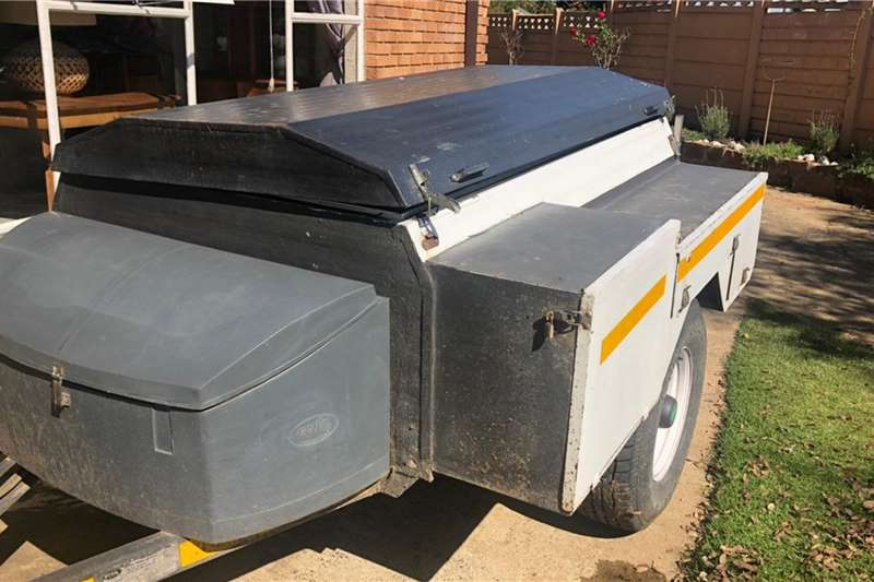 Other Agricultural trailers Echo Roadster 4x4 Trailer