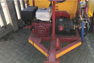Other Fire fighting trailers Quantum Trailed Fire Fighter Agricultural trailers