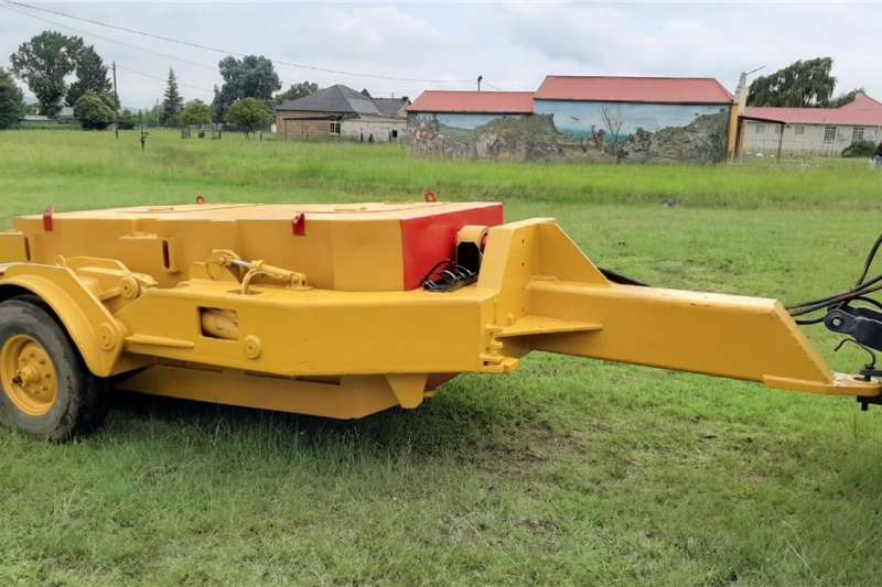 Other Fire Fighting Unit or Diesel Tank Trailer Agricultural trailers