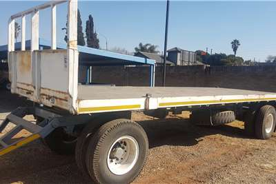 Other Flatdeck Agricultural trailers