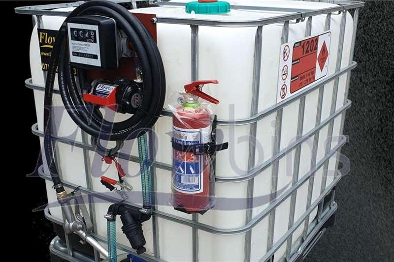 Other Fuel bowsers 1000lt 12V 50l/p min exec. Diesel /Paraffin Bowser Agricultural trailers