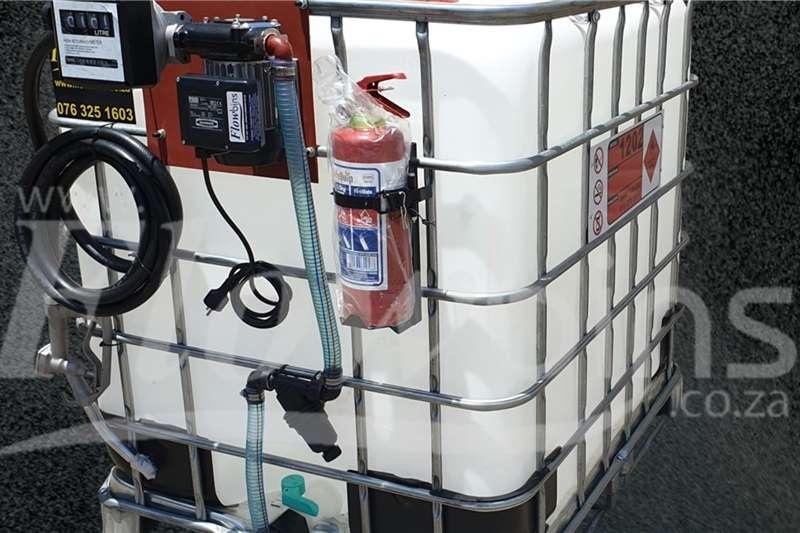 Other Fuel bowsers 1000lt 220V 56l/p min exec. Diesel /Paraffin Bowse Agricultural trailers