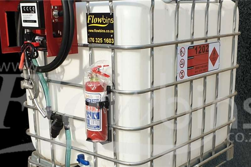 Other Fuel bowsers New1000lt 12V 40l/p min exec. Diesel /Paraffin Bo Agricultural trailers