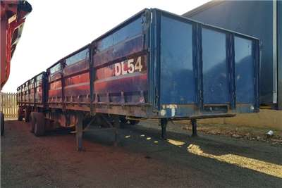 Other Agricultural Trailers Grain Trailers Paramount Dropside Superlink 2017