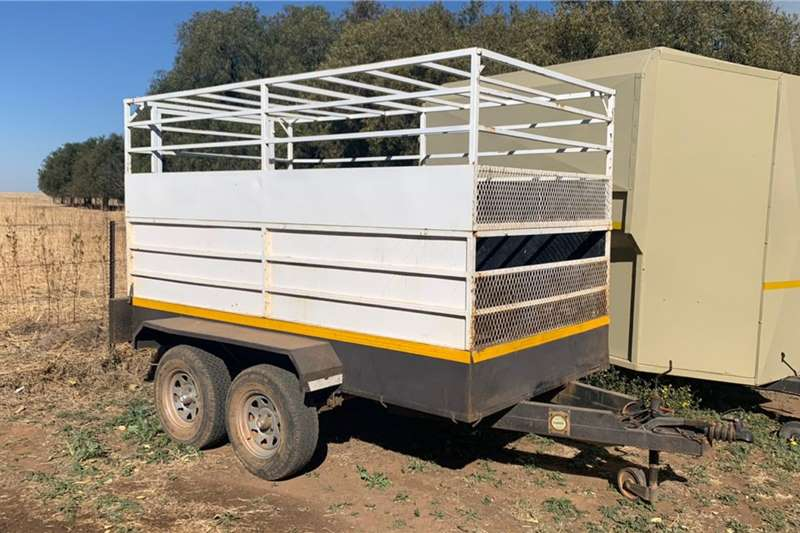 Other Livestock trailers 2 As Bees Trailer Agricultural trailers