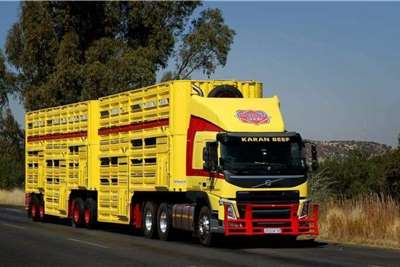Other Livestock trailers Trailord Cattle Link Agricultural trailers