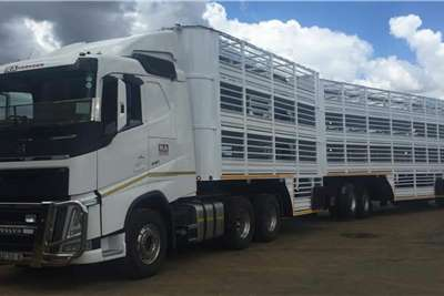 Other Livestock trailers Trailord Tripple Deck Sheep Link Agricultural trailers