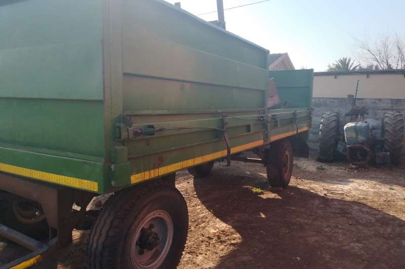 Other Agricultural trailers Other agricultural trailers 10 Ton Trailer