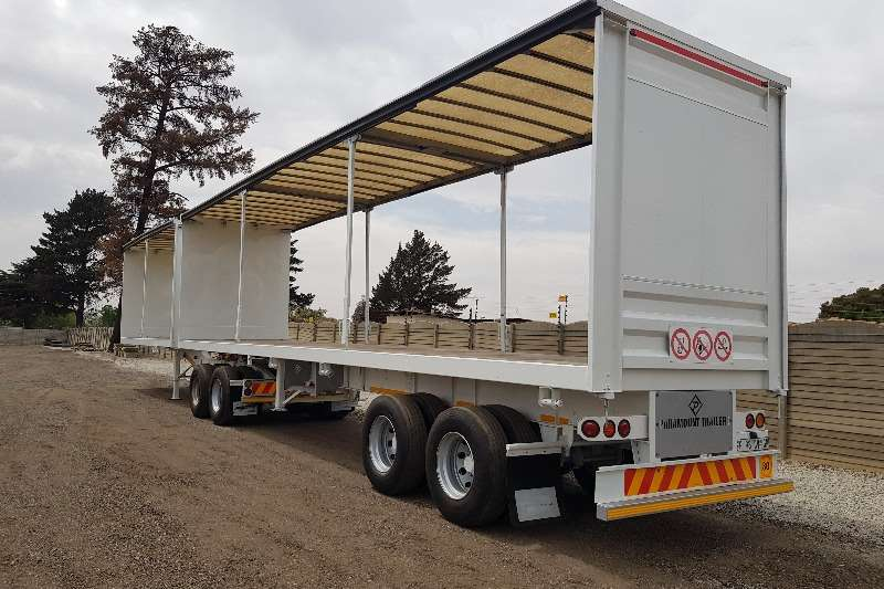 Other Agricultural trailers Other agricultural trailers Flatdeck's,Tautliner's, Fridge's, Box Trailers, E