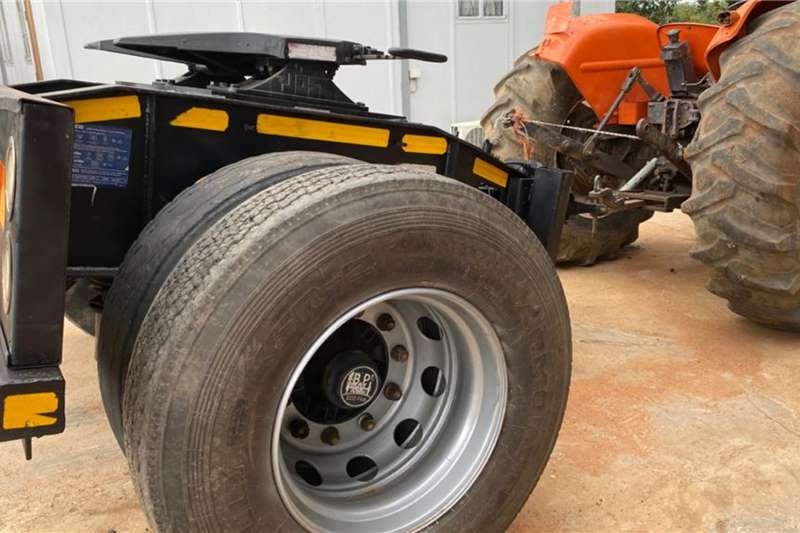 Other Single Axle Dolly Trailer Agricultural trailers