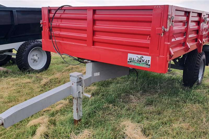 Other Agricultural Trailers Tipper Trailer Medium Duty 5 ton tipper
