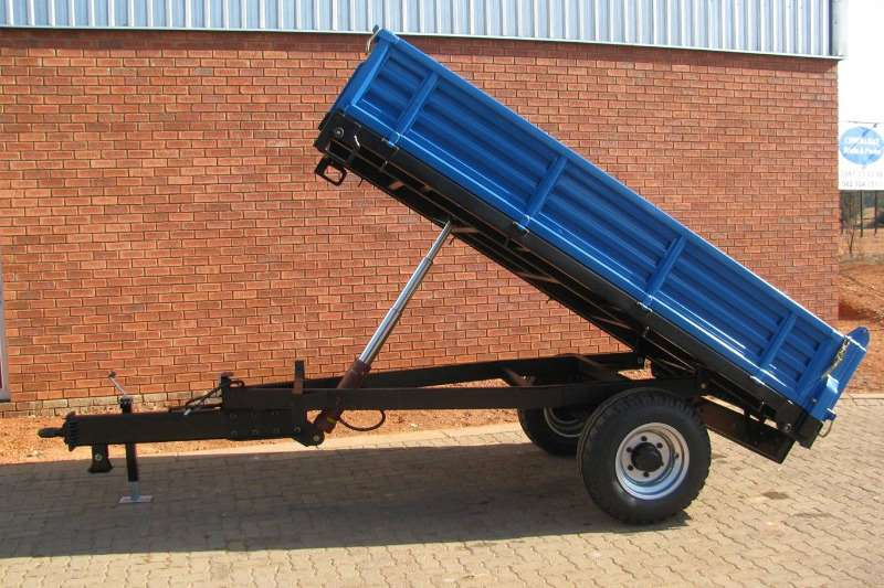 Other Tipper trailer Tip Trailer 5 ton Agricultural trailers