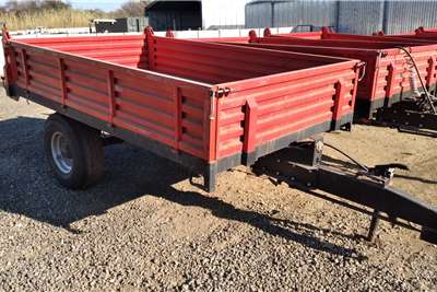 Other Tipper trailers 5 Ton Tipper Agricultural trailers