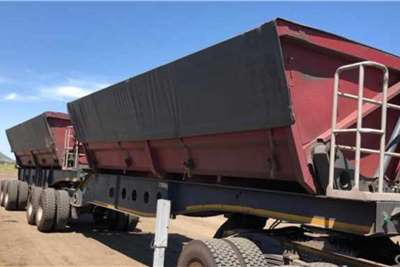 Other Tipper trailers Afrit 40 Cube Agricultural trailers