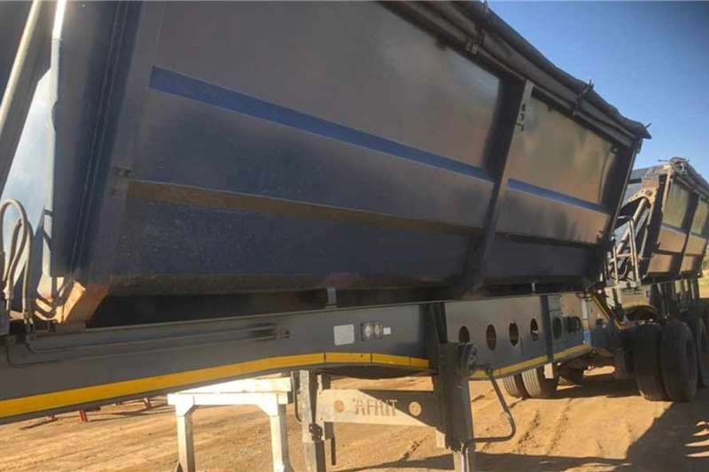 Other Tipper trailers Afrit 45 Cube Agricultural trailers