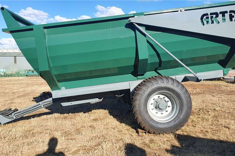 Other Tipper trailers ARTA 10 ton Tipper Agricultural trailers
