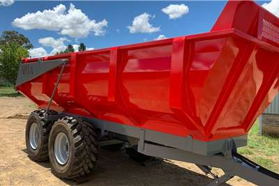 Other Tipper trailers ARTA 16 Ton Tipper double axle Agricultural trailers
