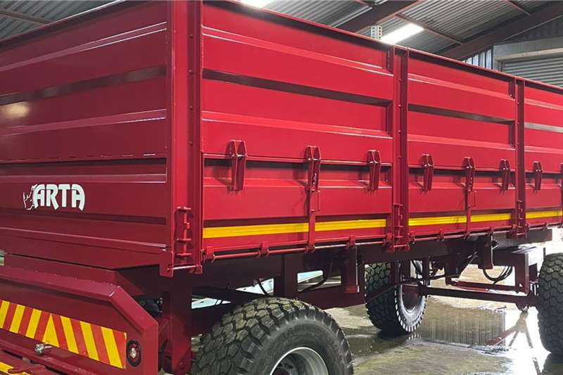Other Tipper trailers ARTA Side Tipper 15 Ton Agricultural trailers