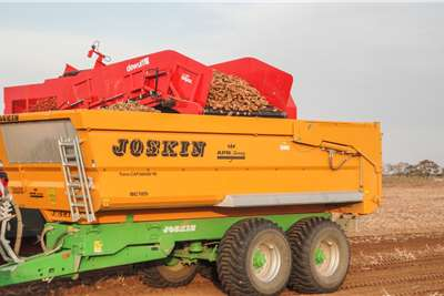 Other Tipper trailers Joskin Trans   Cap Tipper Trailers Agricultural trailers