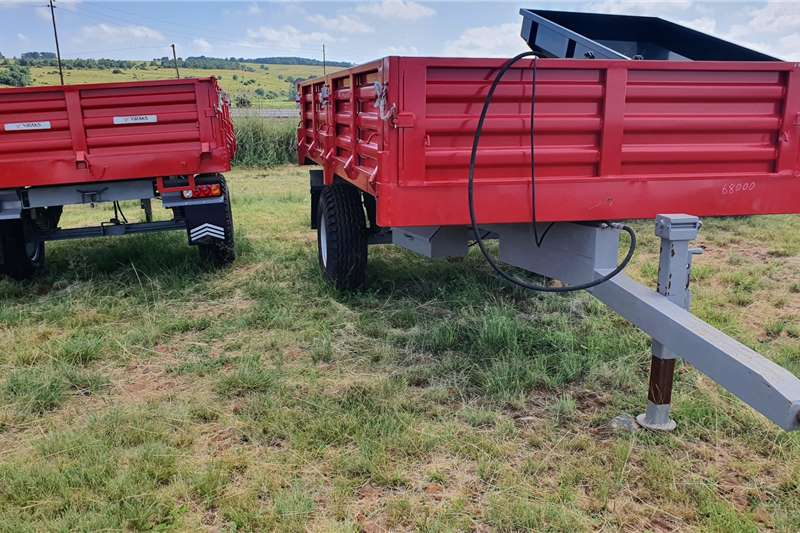 Other Tipper trailers Medium Duty 5 ton tipper Agricultural trailers