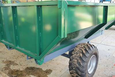 Other Tipper trailers New Heavy Duty Tippers Agricultural trailers