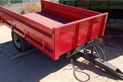 Other Tipper trailers Plaaswa Agricultural trailers