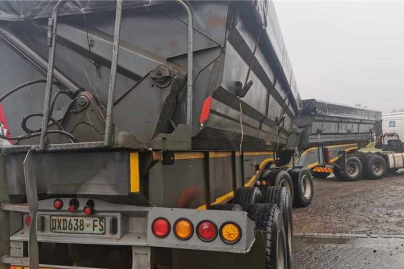 Other Tipper trailers SA Truck Bodies 45 Cube Tipper Agricultural trailers