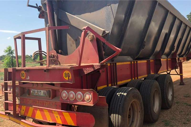 Other Tipper trailers SA Truck Bodies Tipper Agricultural trailers