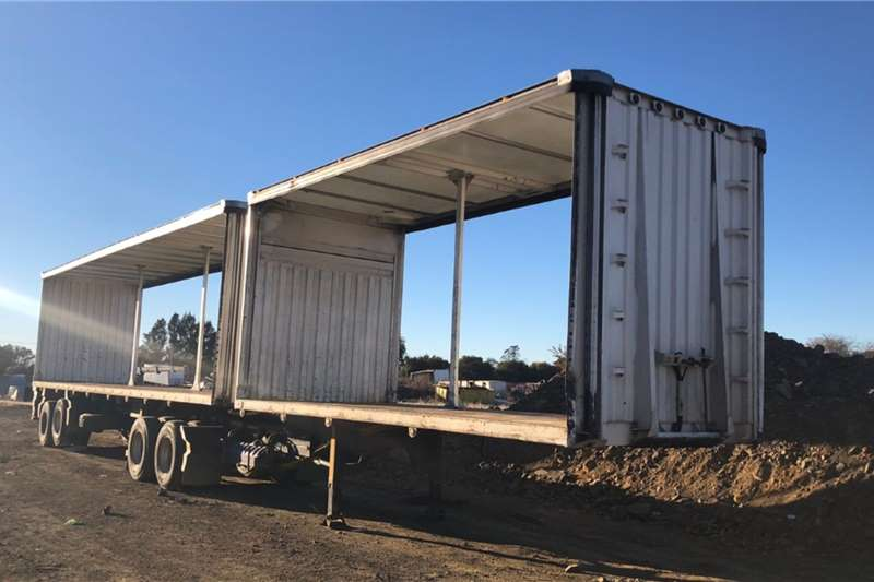 Other Trailord SA Tautliner 6/12m Agricultural trailers