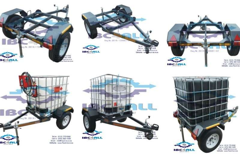 Other Water bowsers Trailer & Bowser / 1000 Litre Multi Purpose Water, Agricultural trailers
