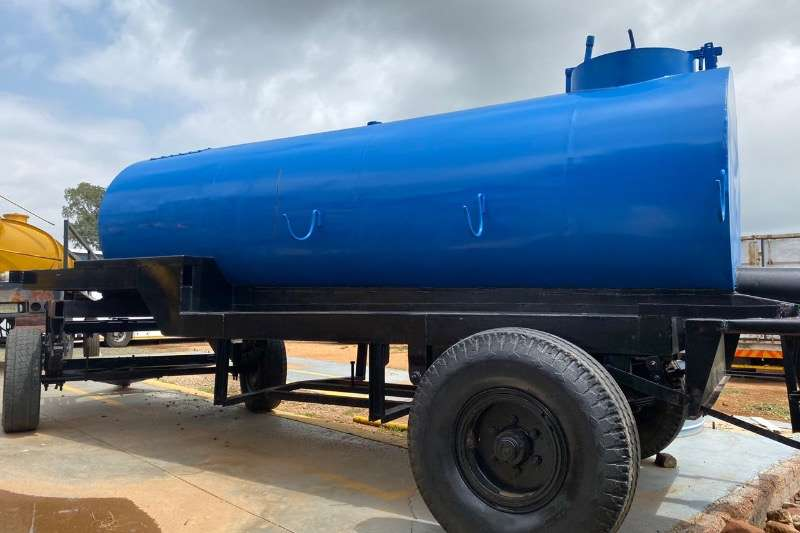 Other Agricultural trailers Water bowsers Water tanker with trailer farm use R35000 1990