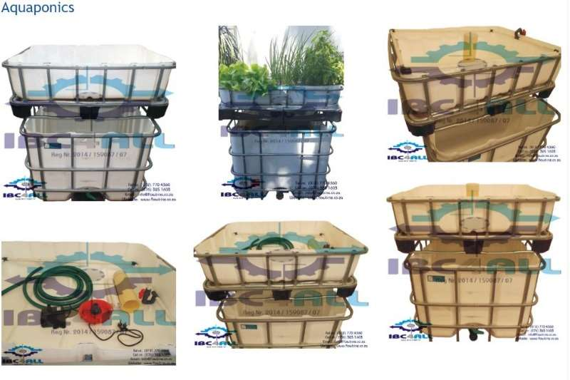 Other Aquaponics Units and Accessories / Self Sustaining