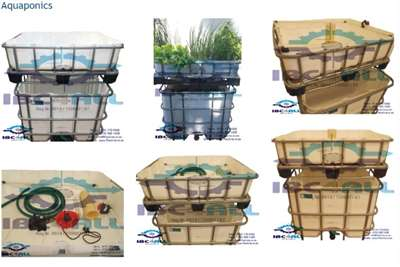 Aquaponics Units and Accessories / Self Sustaining Other