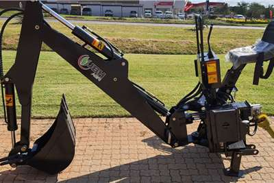 Backhoe Attachment Other