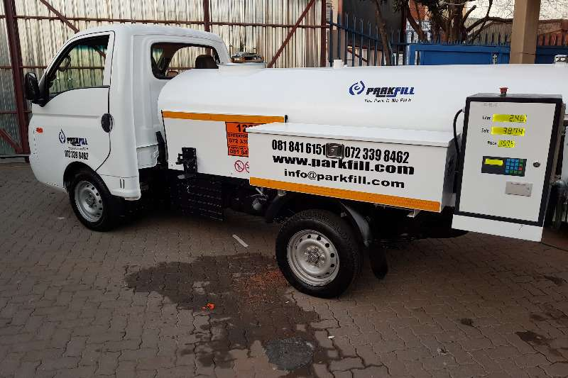 Other Bakkie/Truck convert 2019
